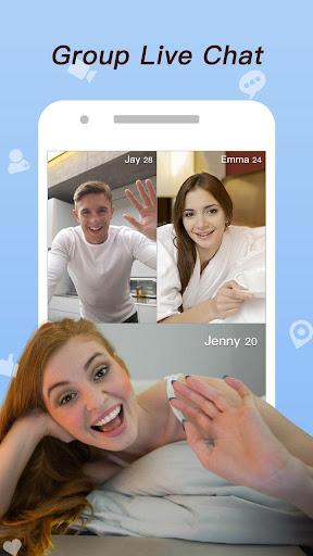 Gulo - random video chat & meet new friends 1.8.8 screenshots 2