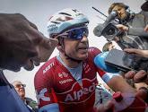 "Eerlijke Kristoff na ochtendetappe: ""Er was één renner te sterk vandaag"""