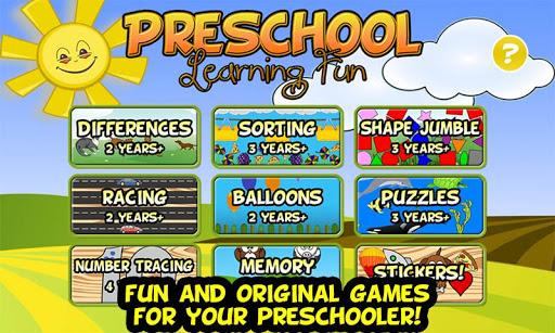 Preschool Learning Fun android2mod screenshots 1