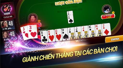 Télécharger Phom Poker - Ta la - Tu lo kho Phe online offline  APK MOD (Astuce) screenshots 3