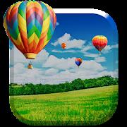 Hot Air Balloon APUS live wallpaper APK