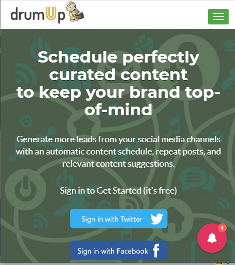 du Content Marketing Tool