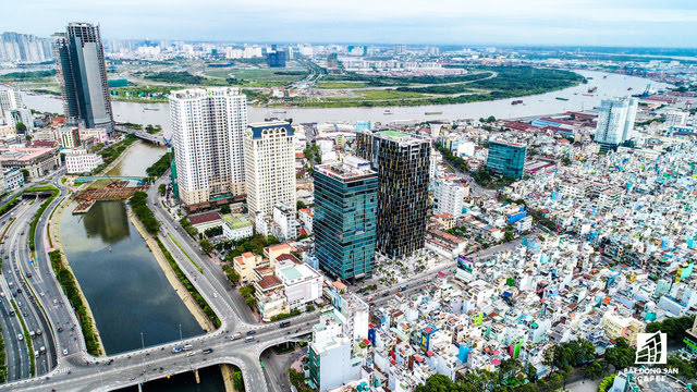Cận cảnh con đường được mong chờ nhất trung tâm Sài Gòn sắp được mở rộng gấp ba 12