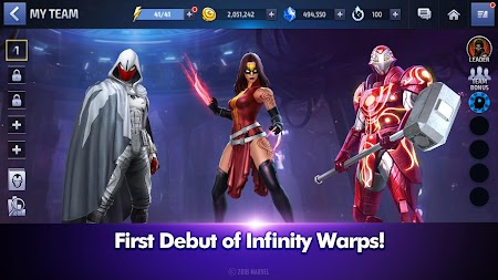 MARVEL Future Fight APK screenshot thumbnail 9