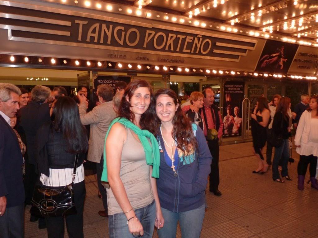 Show de Tango en Buenos Aires