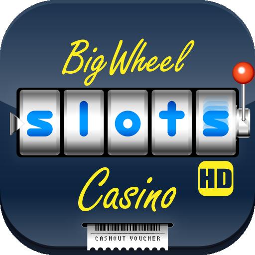 Slots - BigWheel Slots Casino 博奕 LOGO-玩APPs