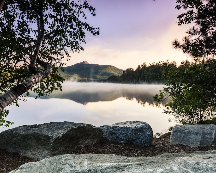 Lake Chocorua by Christian Murray - Landscapes Mountains & Hills (  )