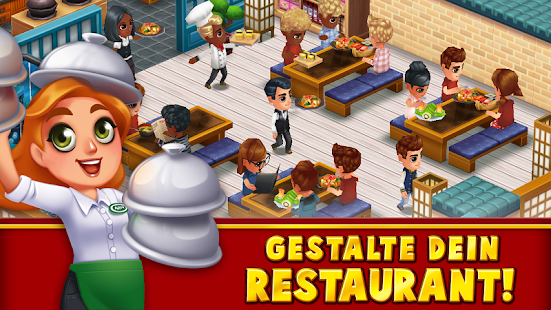 Food Street - Restaurant Spiel Screenshot