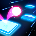 Jump Ball: Tiles and Beats icon