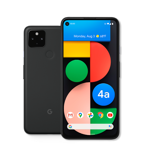 Image of Pixel 4a (5G)