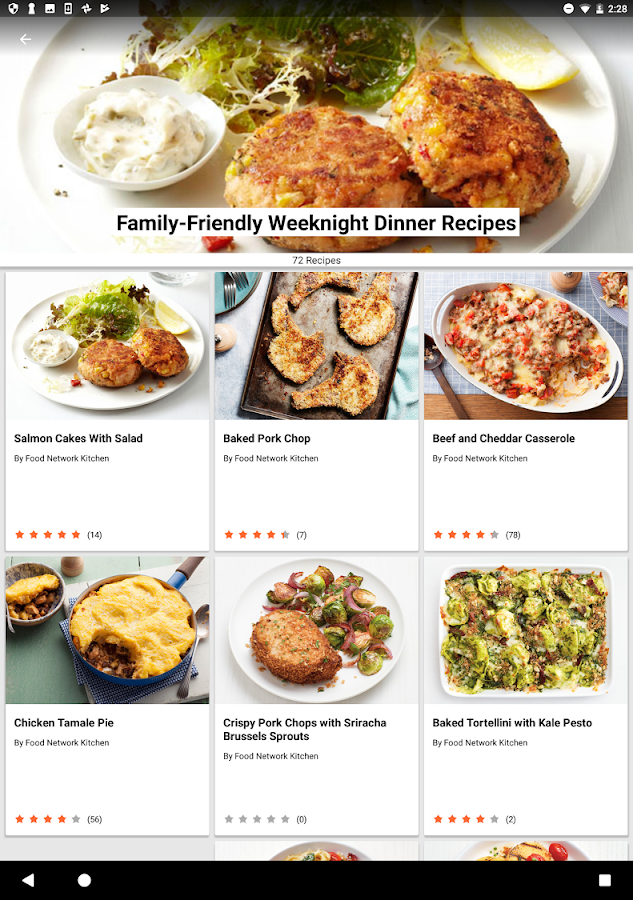 Food network in the kitchen android apps on google play food network in the kitchen screenshot forumfinder Gallery