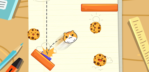 Help the kitties to eat all the cookies.
