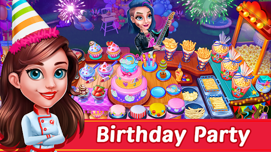 Cooking Party: Restaurant Craze Chef Fever Games 8