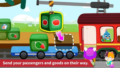 Image of Baby Panda's Train 8.36.00.06 2