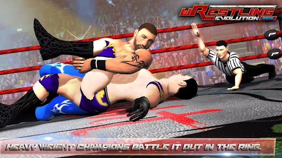 Wrestling Games - 2K18 Revolution : Fighting Games - náhled