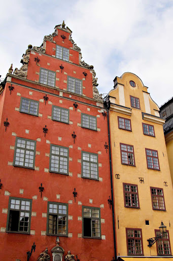 Azamara-Stockholm-Sweden.jpg - Traditional Swedish architecture in Stockholm, Sweden.