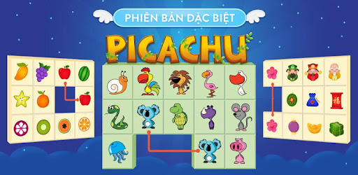 Picachu - Onet Connect Animal for PC