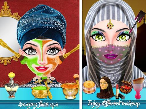 Muslim Hijab Wedding Girl Arranged Marriage Game 1.0.2 screenshots 6