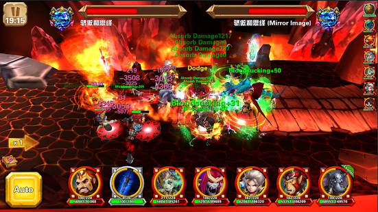 Mod Game Battle of Gods-Apocalypse for Android
