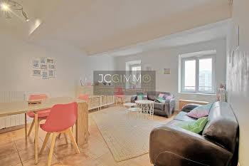Appartement 3 pièces 89,34 m2