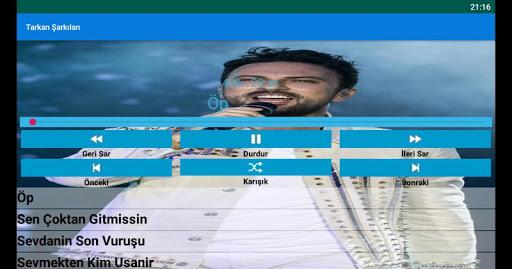Tarkan En İyi Şarkıları (in-ter-net-siz) screenshot 3