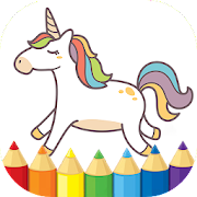 Coloring Book for Kids -  Animals and Cartoon new