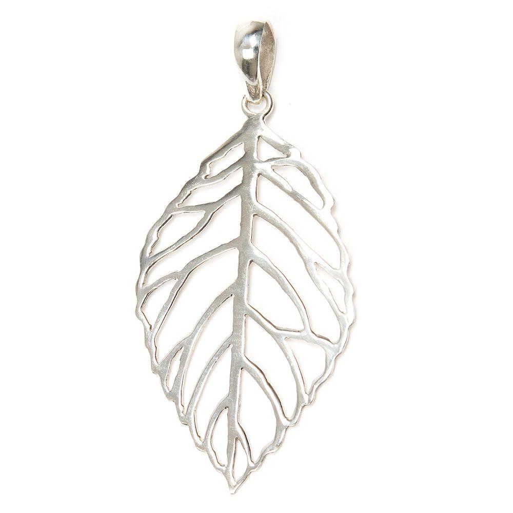 Silverlöv mellastort hänge