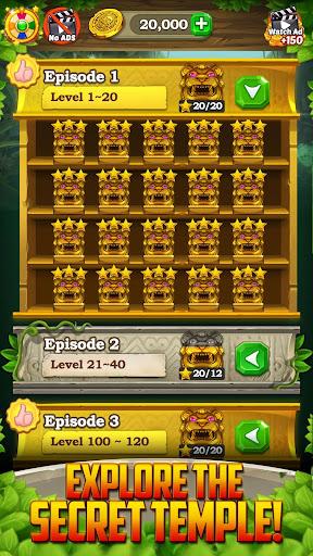 Jewel Match Temple: Classic Gem Crush 1.6.1 screenshots 6