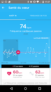 UP by Jawbone™ Capture d'écran