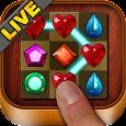 Swiped Gems Live icon