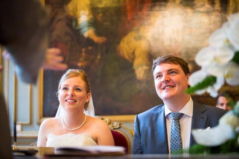 Huwelijk Sofie & Michaël  - fotocredits: Joshua D'hondt