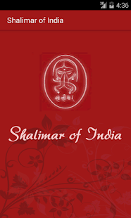 Shalimar of India- screenshot thumbnail