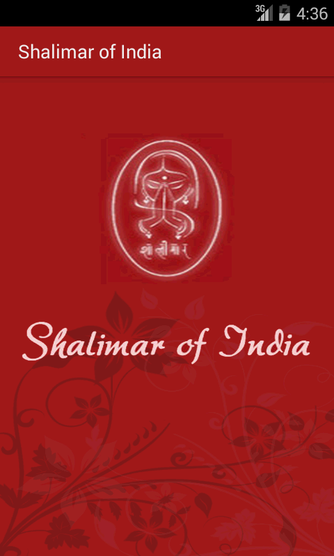 Shalimar of India- screenshot