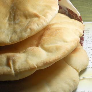 Pita Bread – Syrian Style.
