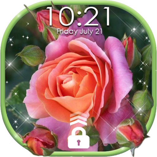 Rose Lock Screen Wallpaper ? Roses on Screen (app)