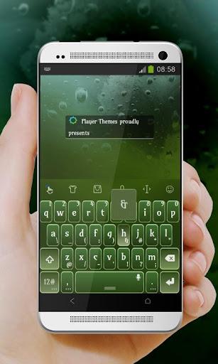 緑 TouchPal テーマ|玩個人化App免費|玩APPs