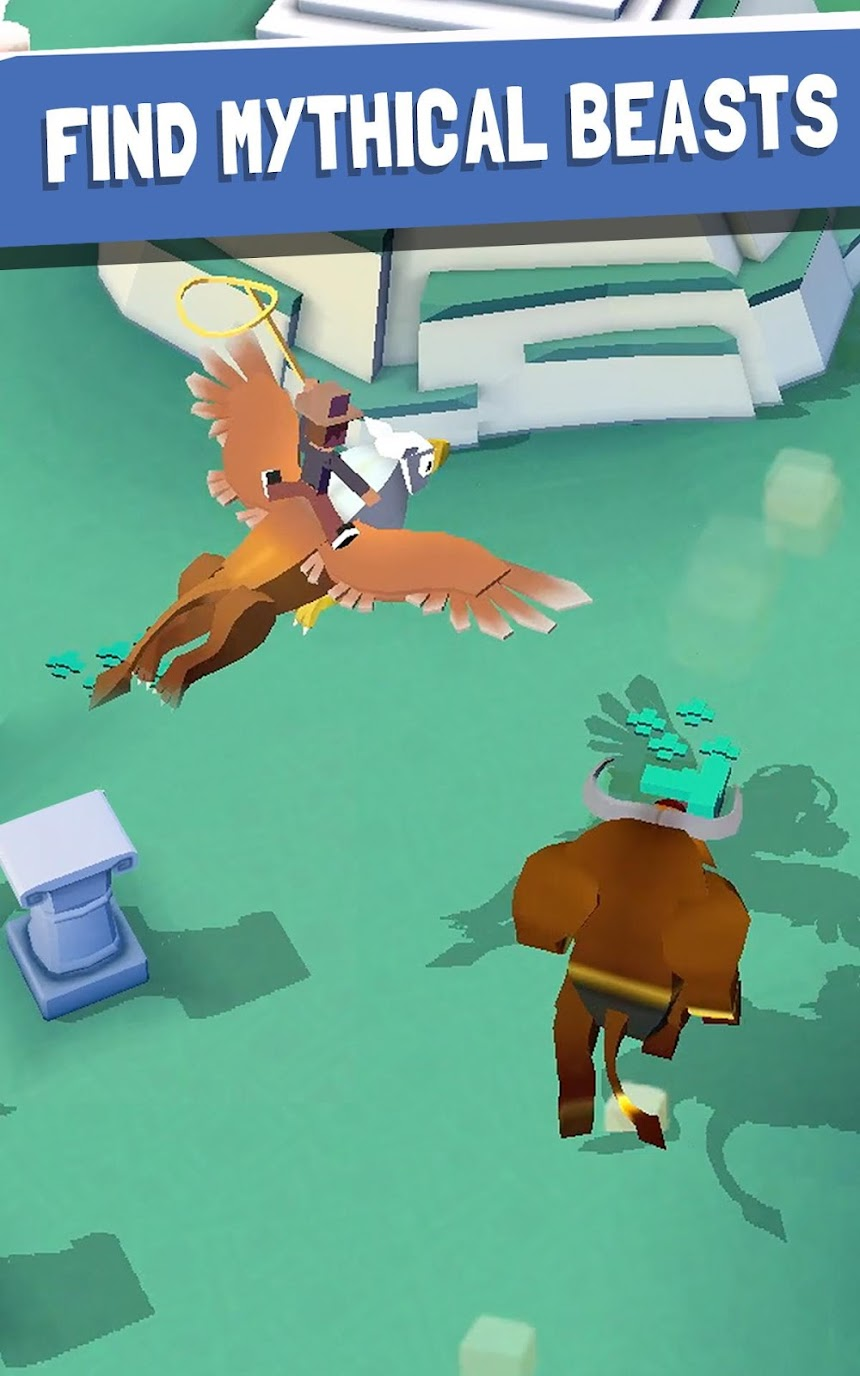 Rodeo Stampede Mod Apk (Unlimited Money) 5