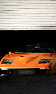 Themes Lamborghini Diablo screenshot 1