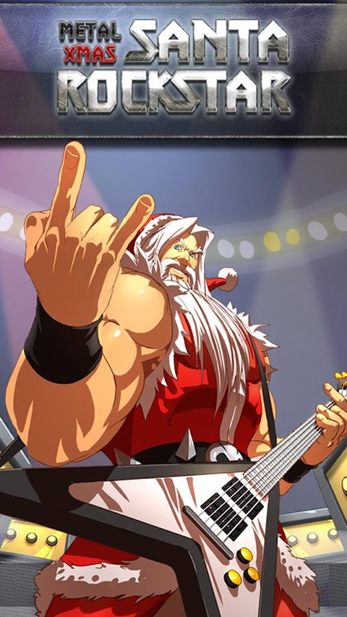 SANTA ROCK STAR 2016- screenshot