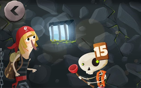 Dungeon of Numbers 4- screenshot thumbnail