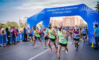 """La Media Maratón """"Ciudad de Roquetas"""", un éxito"""