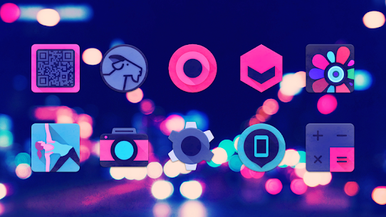 Unicorn Dark – Icon Pack Patched Apk 1