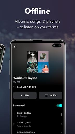 TIDAL Music - Hifi Songs, Playlists, & Videos screenshots 6