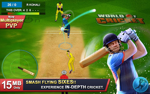 Mod Game World of Cricket : World Cup 2019 8.2 FULL FREE