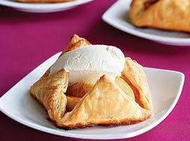 Pear Tarts Recipe