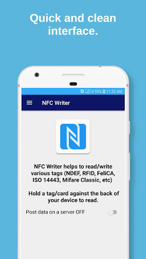 Nfc Writer Mac