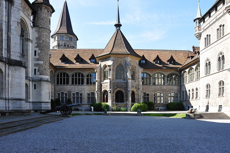 Top 10 Attractions to Visit in Switzerland: Swiss National Museum