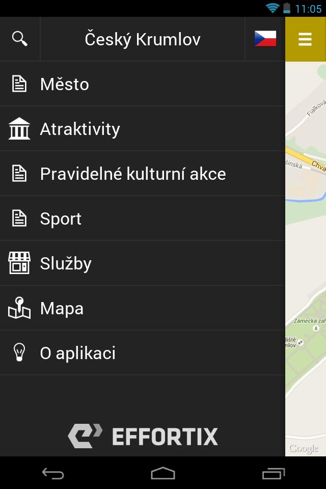 Скриншот The City of Český Krumlov