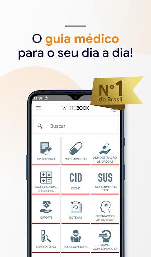 Whitebook: Diagnóstico Médico, Bulário Digital e + Screen Shot