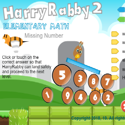 HarryRabby 2 Missing Number In A Sequence Full Ver Android APK Download Free By HobbyPRESS